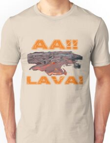 AAH! Lava Unisex T-Shirt