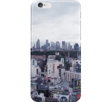 Shibuya skyline iPhone Case/Skin