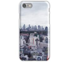 Shibuya skyline iPhone Case/Skin