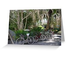 Where's MY Bike???? Greeting Card