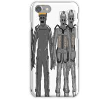 The Second Cybermen (Tomb Cybermen) iPhone Case/Skin
