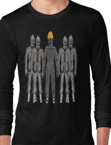 The Second Cybermen (Tomb Cybermen) Long Sleeve T-Shirt
