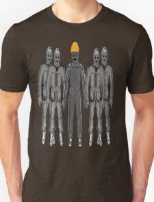 The Second Cybermen (Tomb Cybermen) T-Shirt