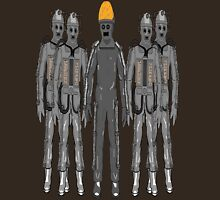 The Second Cybermen (Tomb Cybermen) Unisex T-Shirt