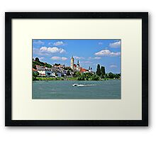 Wonderful Wachau Framed Print