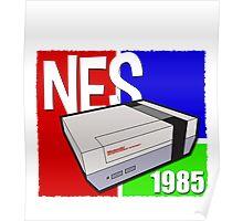 "Nintendo "" NES "" / Fun since 1985 Poster"