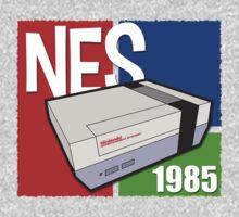 "Nintendo "" NES "" / Fun since 1985 by KinKAPI"