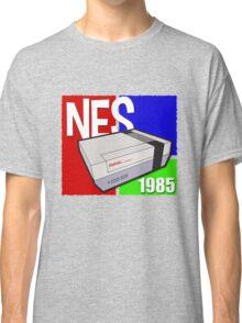 """Nintendo """" NES """" / Fun since 1985 Classic T-Shirt"""