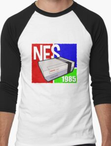 "Nintendo "" NES "" / Fun since 1985 Men's Baseball ¾ T-Shirt"