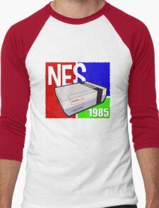 "Nintendo "" NES "" / Fun since 1985 Men's Baseball ¾ T-Shirt"
