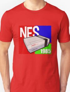 "Nintendo "" NES "" / Fun since 1985 Unisex T-Shirt"