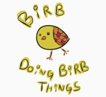Birb Things Kids Clothes