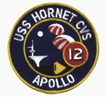 USS Hornet CVS-12 Apollo 12 Recovery Crest Kids Clothes