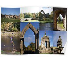 bolton abbey 3 Poster
