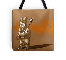 The Unpainting Rabbit Tote Bag