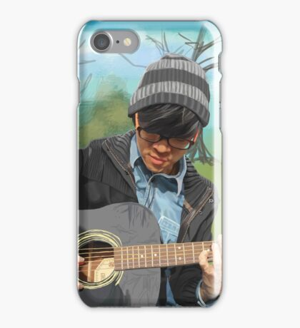 동령 (Chris) - Daughters iPhone Case/Skin