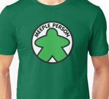 Meeple Person - Green Unisex T-Shirt