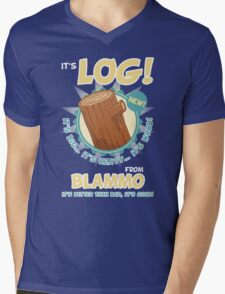 It's Better Than Bad, It's Good! Mens V-Neck T-Shirt