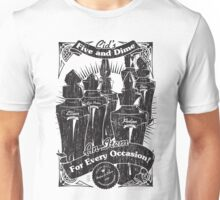 Cid's Final Fantasy Five & Dime Unisex T-Shirt