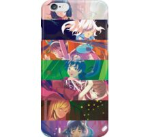 Monogatari Series: Second Season - Mashup iPhone Case/Skin