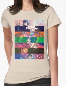 Monogatari Series: Second Season - Mashup Womens Fitted T-Shirt