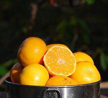 Sweet Tangerine by Sunshinesmile83
