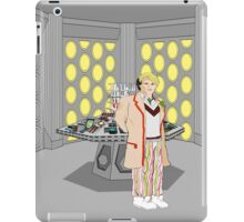 The Fifth Doctor iPad Case/Skin