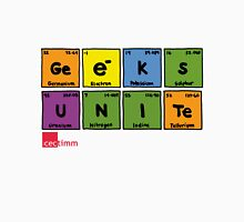 Geek Chic Range: Geeks Unite (Elementary) Unisex T-Shirt