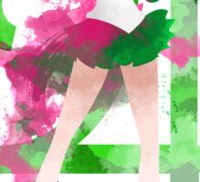Sailormoon: Sailorjupiter Giclee Art Print Sticker