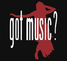 got music - belly dance by Mita Wardhana