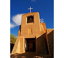 San Miguel Mission Photographic Print