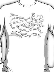 Cars everywhere T-Shirt