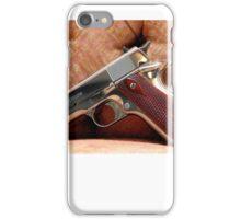 Colt High Polish Nickel iPhone Case/Skin
