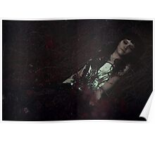 Gothic sleeping Beauty Poster