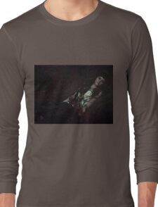 Gothic sleeping Beauty Long Sleeve T-Shirt
