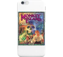 The Secret of Monkey Island iPhone Case/Skin