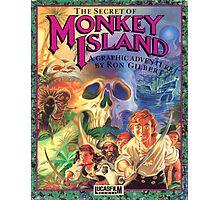 The Secret of Monkey Island Photographic Print