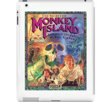 The Secret of Monkey Island iPad Case/Skin