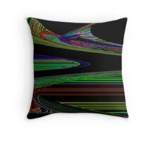 Psychedelia 4. Throw Pillow