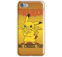 Cthulhuchu iPhone Case/Skin