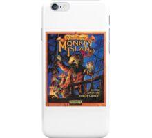 Monkey Island 2: Le Chuck's Revenge iPhone Case/Skin