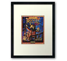 Monkey Island 2: Le Chuck's Revenge Framed Print
