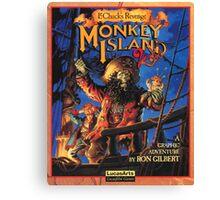 Monkey Island 2: Le Chuck's Revenge Canvas Print