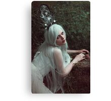 Dead Bride Canvas Print