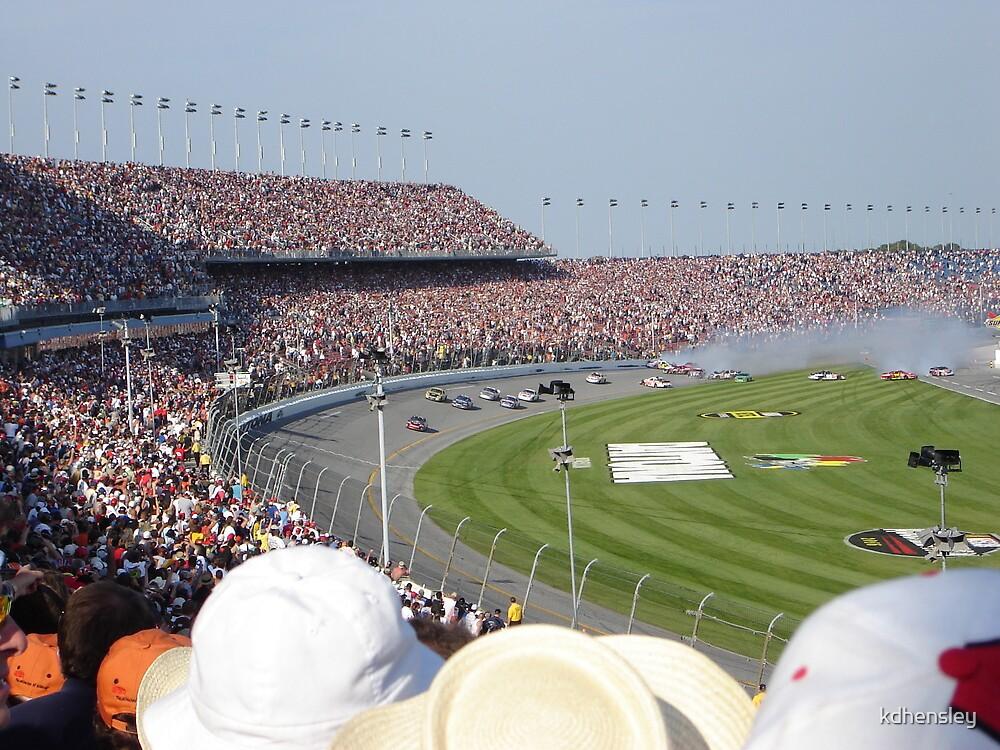 Daytona 500 February 2008 by kdhensley