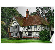 Bell House, Bearsted Poster