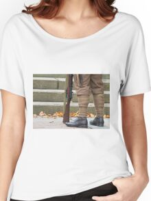 Off to the great war Women's Relaxed Fit T-Shirt