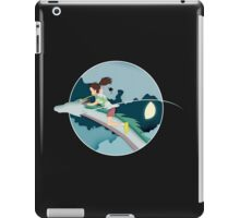 Ghibli Cutouts - Spirited Away iPad Case/Skin