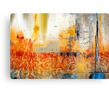 Sincere Cleansing Canvas Print