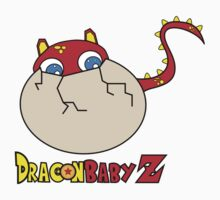 Dragon Baby Z One Piece - Short Sleeve
